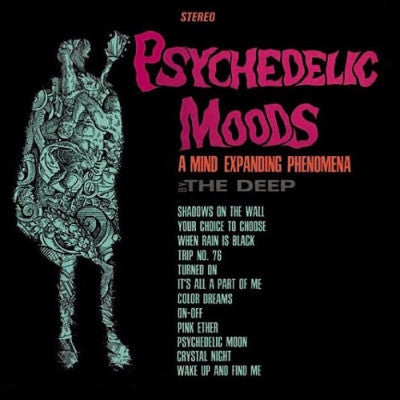 Psychedelic Moods (A Mind Expanding Phenomena) (New 3LP)
