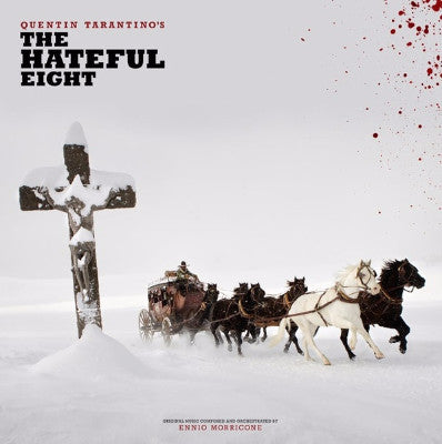 Quentin Tarantino's The Hateful Eight (New 2LP)