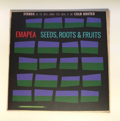 Seeds, Roots & Fruits (New LP)