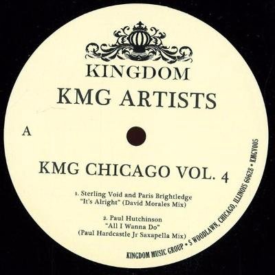 "KMG Chicago Vol. 4 (New 12"")"