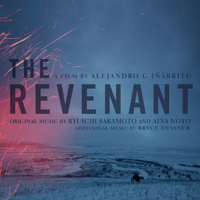The Revenant OST (New 2LP + Download)