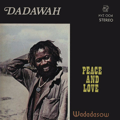 Peace And Love - Wadadasow (New LP)