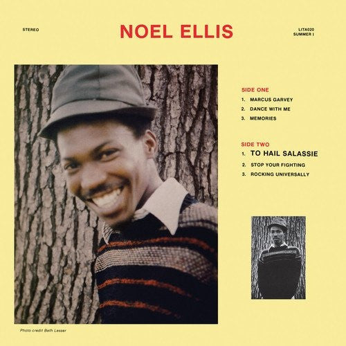 Noel Ellis (New LP)
