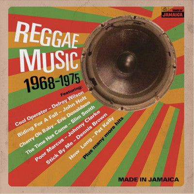 Reggae Music 1969-1975 (New LP)