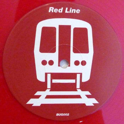 "Chicago Edits - Red Line (New 12"")"
