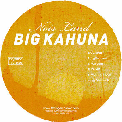 "Big Kahuna (New 12"")"