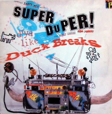 Super Duper Duck Breaks (New LP)