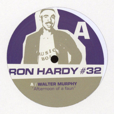 "Ron Hardy #32 (New 12"")"