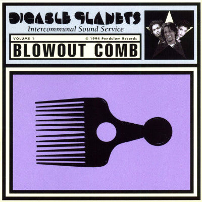 Blowout Comb (New 2LP)