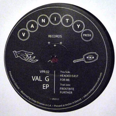 "Val G EP (New 12"")"