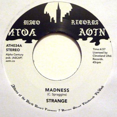 "Madness (New 7"")"