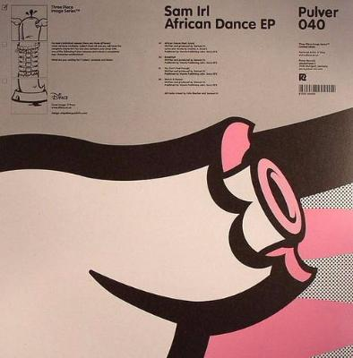 "African Dance EP (New 12"")"