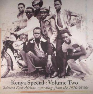 Kenya Special: Volume Two (Selected East African Recordings From The 1970s & '80s) (New 3LP)