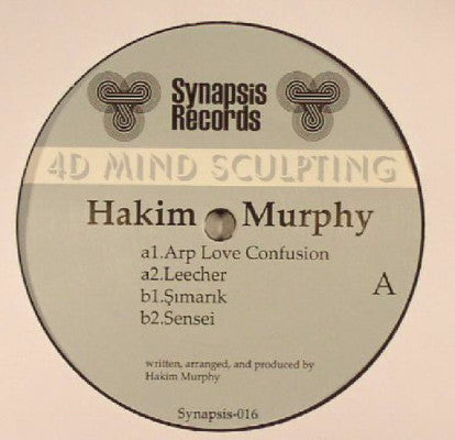 "4D Mind Sculpting (New 12"")"