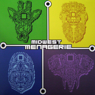 "Midwest Menagerie (New 12"")"