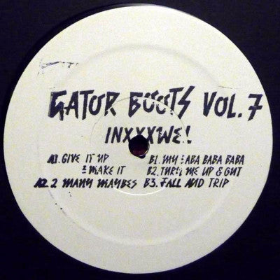 "Gator Boots Vol.7 (New 12"")"