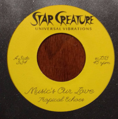 "Music's Our Love (New 7"")"