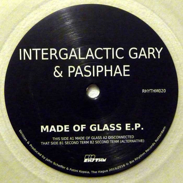 "Made of Glass EP (New 12"")"