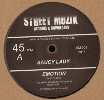 "Emotion (New 12"")"