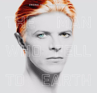 The Man Who Fell To Earth (New 2LP)