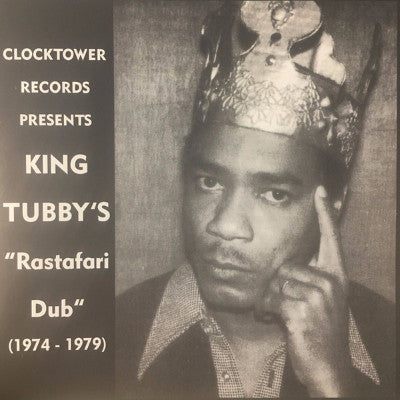 "King Tubby's ""Rastafari Dub"" (1974-1979) (New LP)"