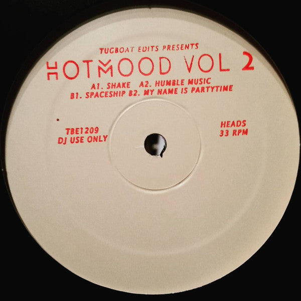 "Hotmood Vol. 2 (New 12"")"