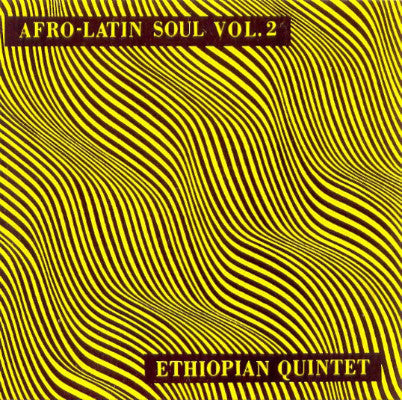 Afro-Latin Soul Vol. 2 (New LP)