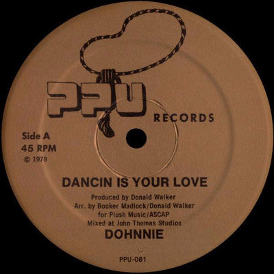 "Dancin Is Your Love (New 12"")"
