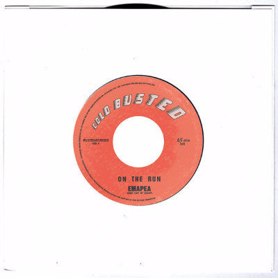 "On The Run / Wicked Sound (New 7"")"