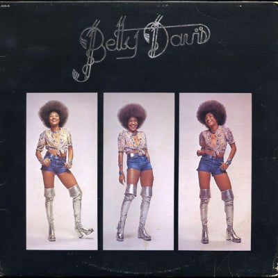 Betty Davis (New LP)