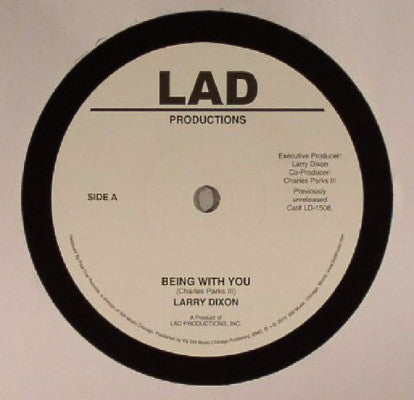 "Being With You / Feelings (Feel So Fine) (New 7"")"
