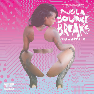 NOLA Bounce Breaks Volume 2 (New LP)