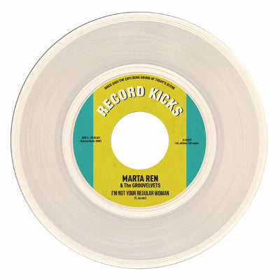 "I'm Not Your Regular Woman / Be Ma Fela (New 7"")"