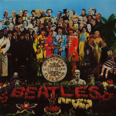 Sgt. Pepper's Lonely Hearts Club Band (New 2LP)