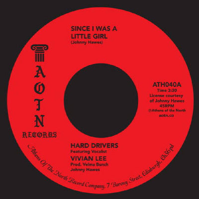 "Since I Was A Little Girl (New 7"")"