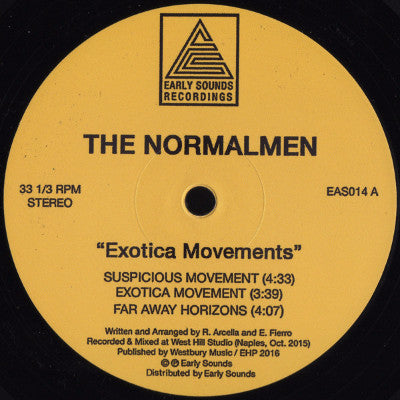 "Exotica Movements (New 12"")"