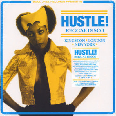 Hustle! Reggae Disco (New 3LP)