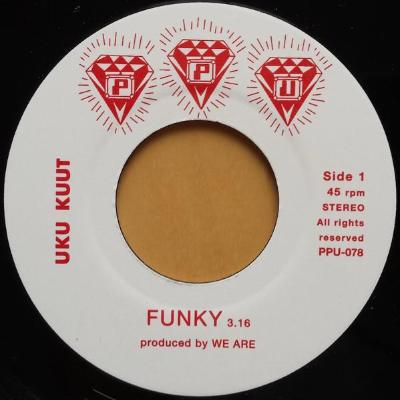 "Funky (New 7"")"