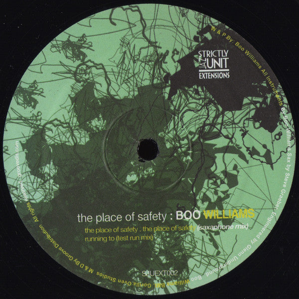 "Place of Safety EP (New 12"")"