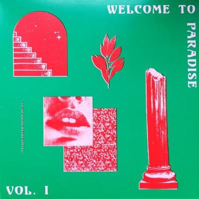 Welcome To Paradise Vol. I: Italian Dream House 89-93 (New 2LP)