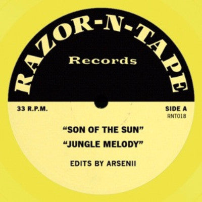 "Arsenii Edits (New 10"")"