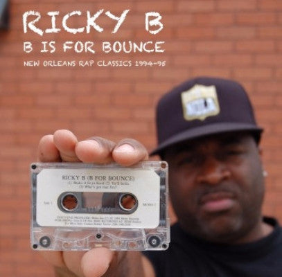 B Is For Bounce (New LP)