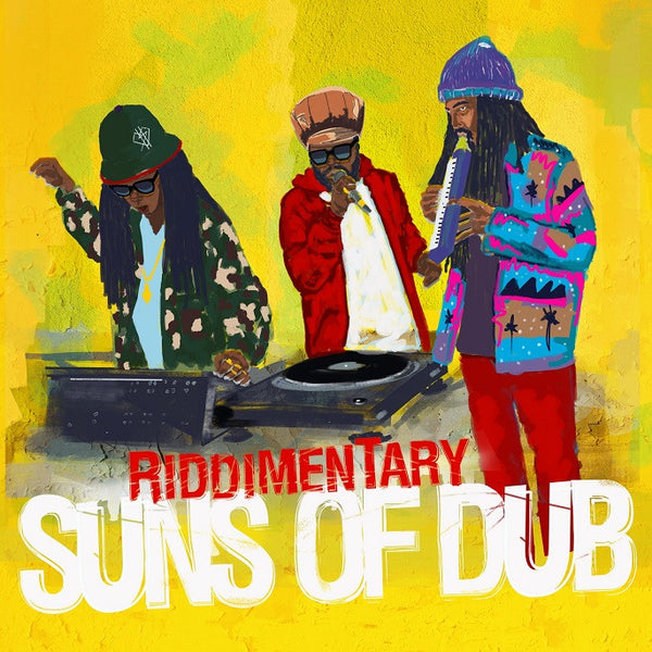 Suns of Dub (New LP)