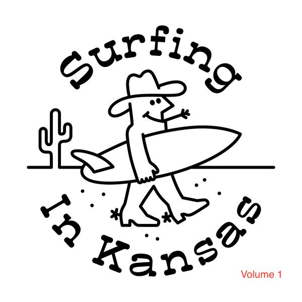 "Surfing in Kansas Vol. 1 (New 12"")"