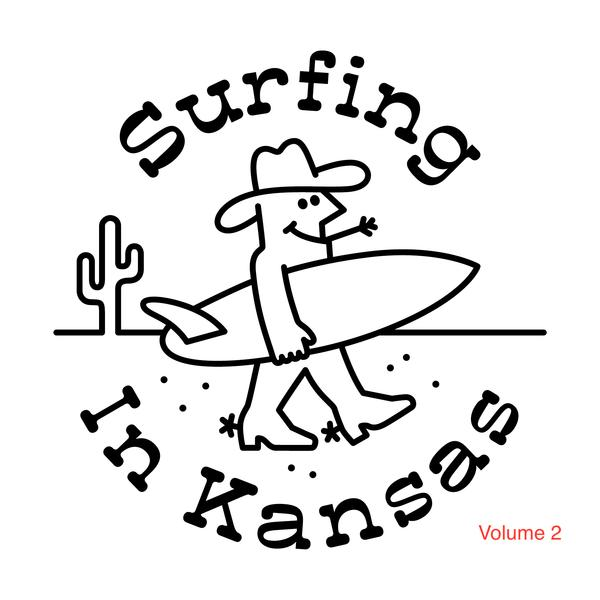 "Surfing In Kansas Vol. 2 (New 12"")"