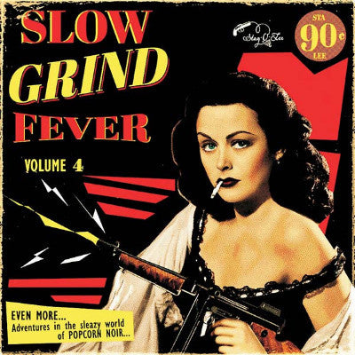 Slow Grind Fever Volume 4 (New LP)