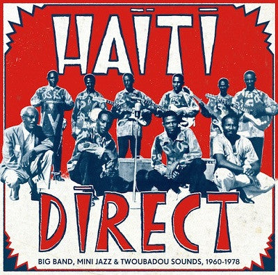 Haiti Direct (New LP + CD)