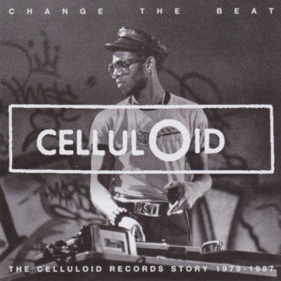 Celluloid | Change The Beat (New 2LP)