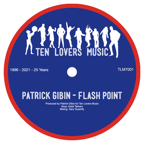 "Flash Point / Archive (New 7"")"