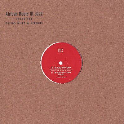 "Luv N'Haight Edit Series Vol. 3: African Roots Of Jazz (New 12"")"